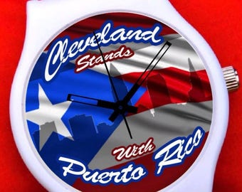 Cleveland Stands With Puerto Rico