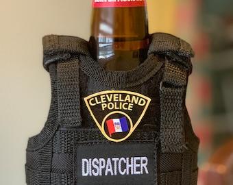DISPATCHER tactical vest beverage insulator!