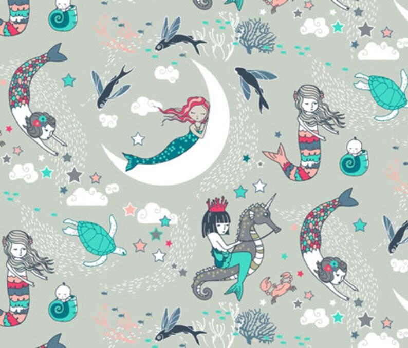 Mermaid Lullaby Baby Shorties Newborn Shorts Mermaid Baby Shorts Mermaid Toddler Shorts Mermaid Baby Shorties Sealife Shorts
