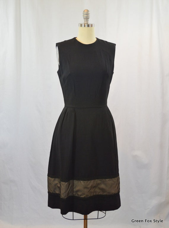 Gay Gibson 60's Little Black Dress