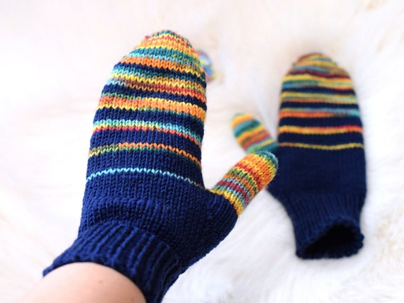 hand knitted socks baby children toddler 14 cm woolen socks orange pink grey