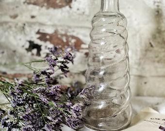 A rare Victorian bubble bottle