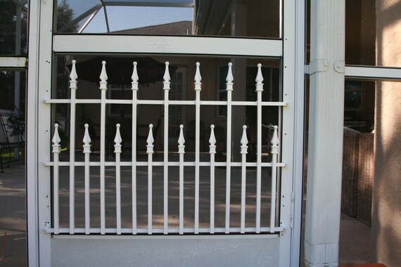 Screen Door Grille Cottage Collection Decorative   Etsy