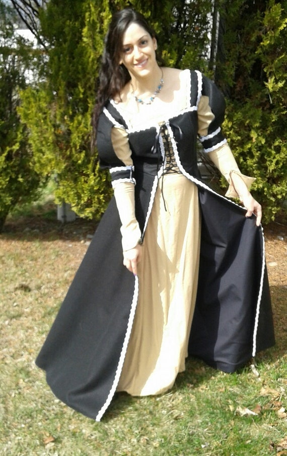Snow White And The Huntsman Costume Overdress Variation Etsy