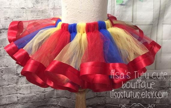Zirkus-Tutu Zirkus Partei Tutu Zirkus-Geburtstag-Rock | Etsy