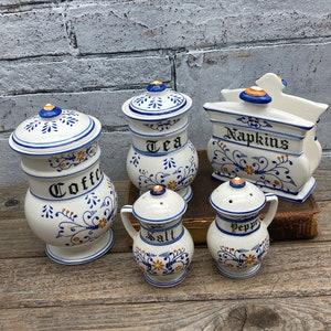 Vintage Royal Sealy Stove /& Teapot cookie jar