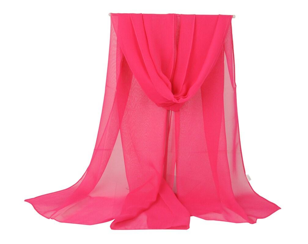 bd11a33d3dad Foulard en soie multicolore avec peinture à l huile Style impression -  abstrait imprimé en mousseline de ...