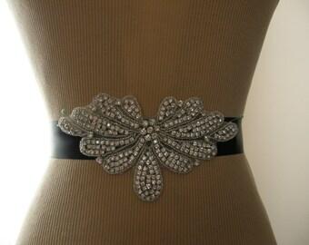 Wedding Belt, Bridal Belt, Bridesmaid Belt, Sash Belt, Wedding Sash, Bridal Sash, Belt, Crystal Rhinestone