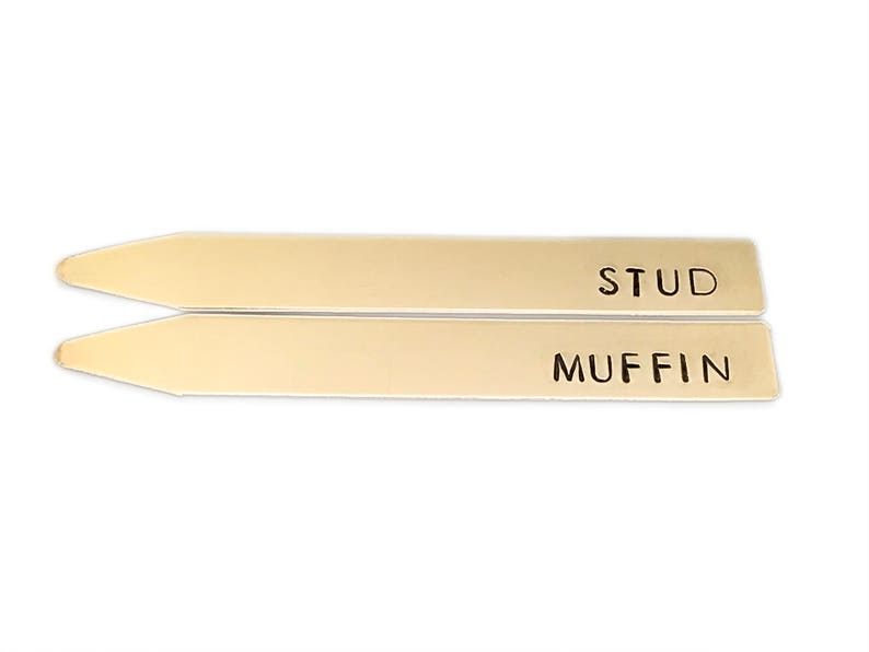custom gifts for husband stud muffin gold collar stays gold gifts for men
