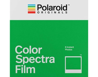 1 Sealed Pack of Polaroid Originals Color Instant Film for Polaroid Spectra Cameras Manufactured 05/2019 Final Production Batch Cold Stored