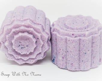 Foot Soak Bombs - Soft Lavender