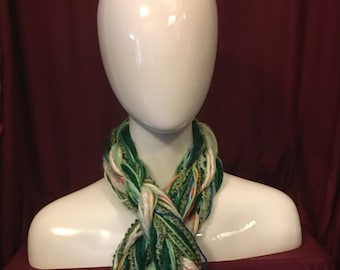Friendship Braided Scarf