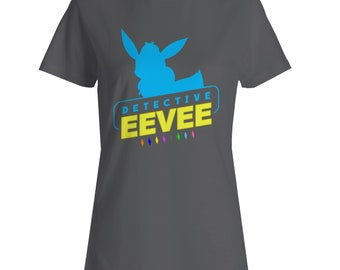 55d22b769 Detective Eevee Men's / Women's T-Shirt