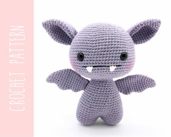 Amigurumi pattern Crochet Hippo pattern Crochet pattern | Etsy | 458x570