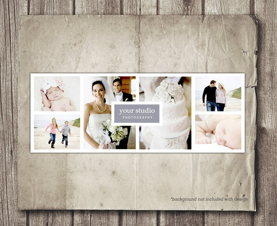 facebook cover photo collage template facebook cover psd etsy