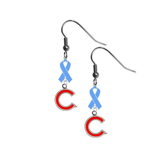 b68ec75dd2d Chicago Cubs Style 2 Baseball Prostate Cancer Awareness