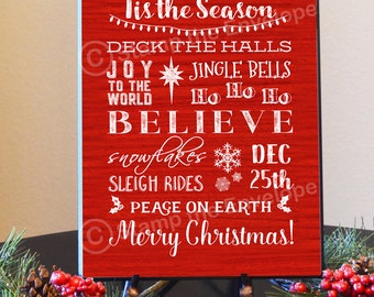 It s beginning to look like christmas wooden christmas etsy