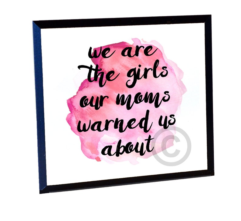Quotes for girls Gifts for her Office Plaque Co Worker image 0