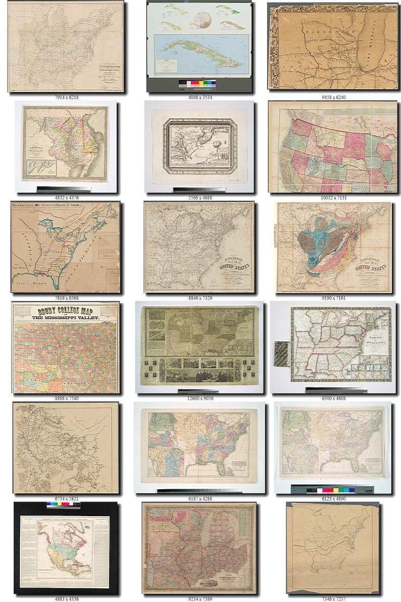 Lot 200 Plus Vintage Book Pages Collages Arts Crafts Ephemera Maps #118 Crafts
