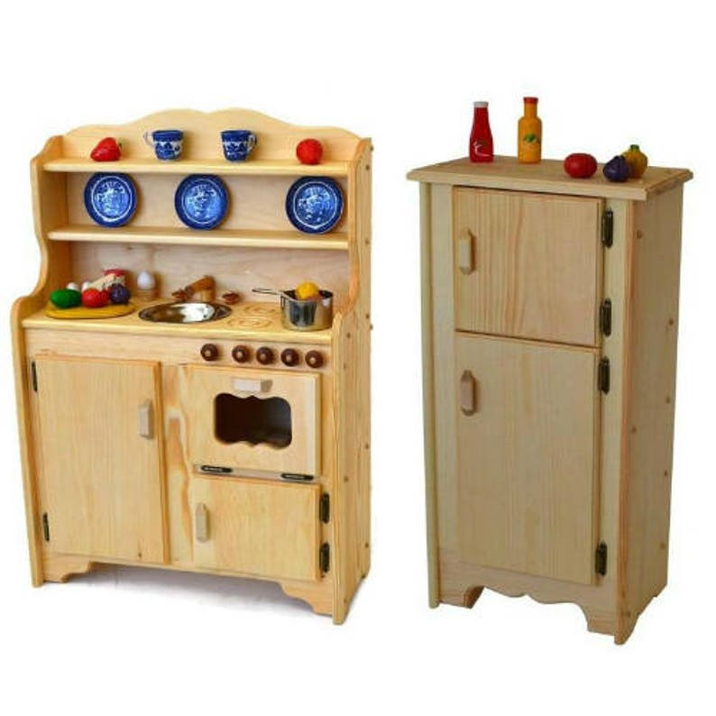 Prime Waldorf Wooden Play Kitchen Natural Toy Kitchen Wooden Toys Montessori Wooden Play Stove Childs Play Kitchen Pretend Play Food Home Interior And Landscaping Ymoonbapapsignezvosmurscom