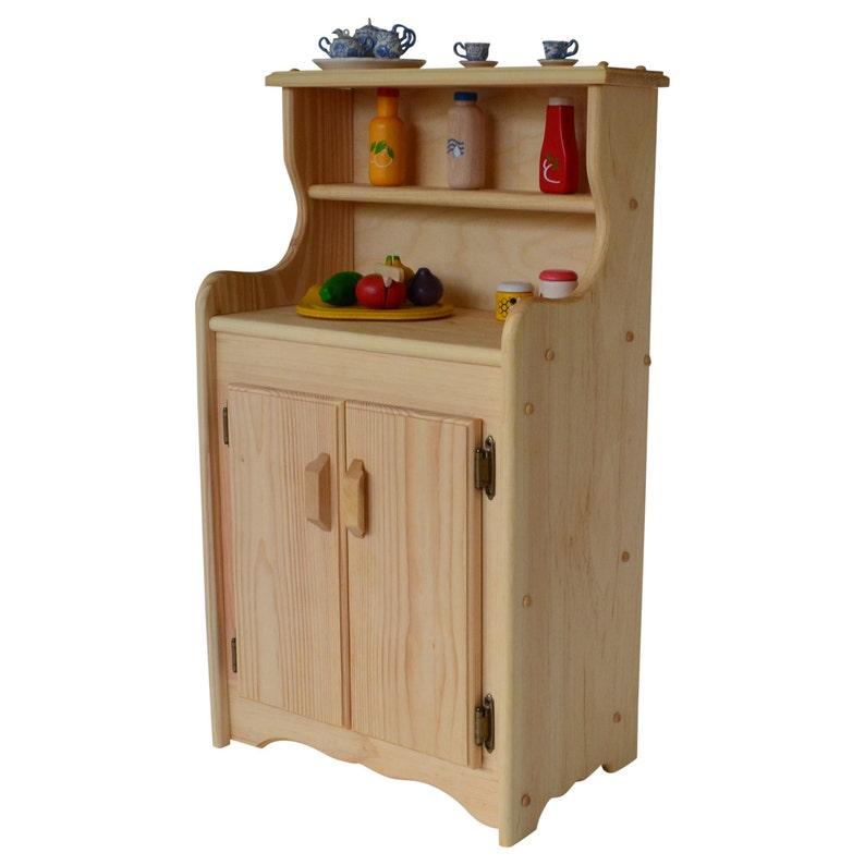 Wooden Play Kitchen-Child\'s Pantry-Jenny\'s Pantry