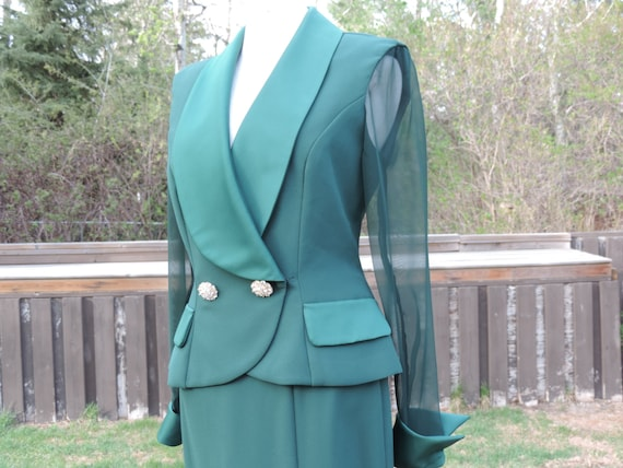 Stunning Vintage Suit