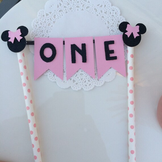 Magnificent Minnie Mouse Birthday Cake Topper By Wedding Wishlist Catch My Party Funny Birthday Cards Online Elaedamsfinfo