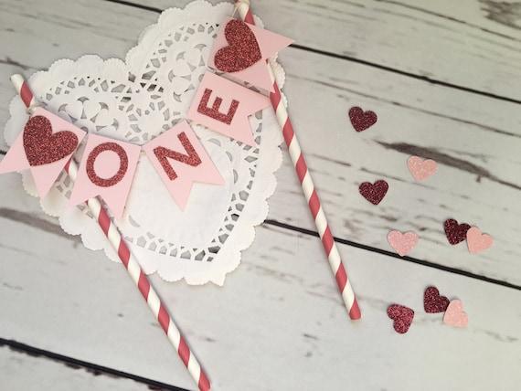 Valentine S Day Cake Topper Valentine S Day Smash Cake Topper