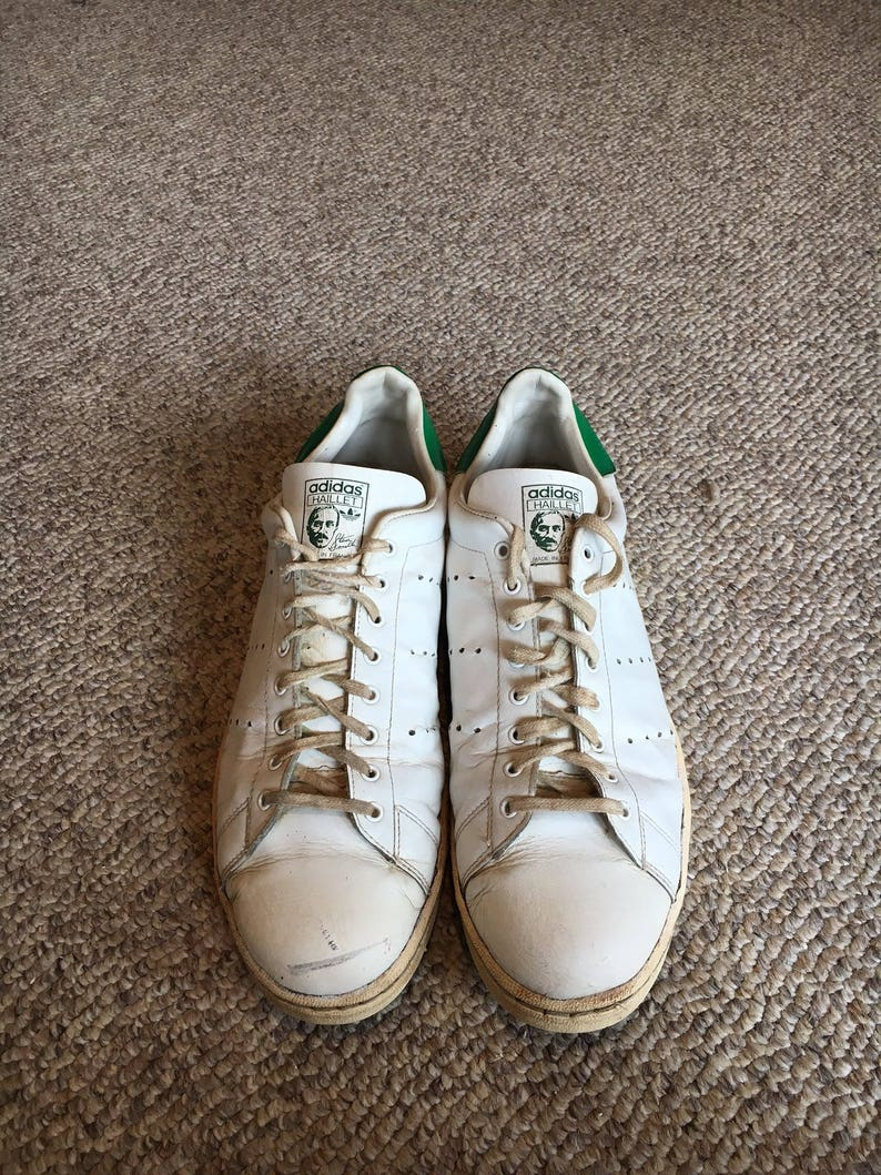 buy online 9f59f 06b55 RARE vINTAGE 70   s Adidas Stan Smith Haillet Made in   Etsy