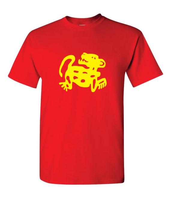 legends of the hidden temple red jaguars t shirt etsy