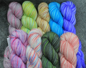 Baby Alpaca/Silk Lace Wt. Yarn (Lots 736 - 744), 800 yd, 4.3 oz