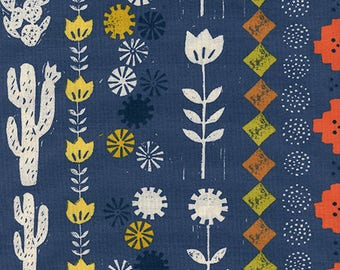 1/2 yard SUNSHINE By Alexia Abegg  for Cotton and Steel Collage Ink
