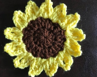 PATTERN Summer Sunflower
