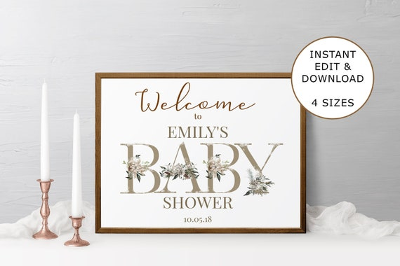 Woodland Baby Shower Ideas Woodland Baby Shower Decoration Rustic