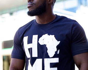 Home Grown Africa Shirt (Unisex) Africa t-shirt, I love Africa shirt, Africa, Nigeria, Madagascar, Ghana, Liberia, South Africa