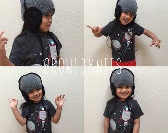 Headphone Beanie | Child