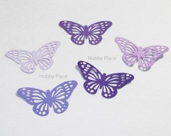 Paper Monarch butterfly die cuts purple butterfly die cuts purple butterfly cutouts big butterfly die cuts paper butterfly purple butterfly