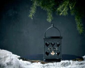 Moroccan Lantern Wooden Candle Holder Ramadan Decoration Candle Lantern Eid candle Eid Gift Moroccan Decor Wedding Centerpiece