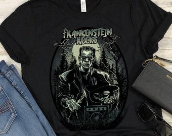 FRANKENSTEIN Girl Junior T-Shirt S M L XL NEW Authentic UNIVERSAL DR