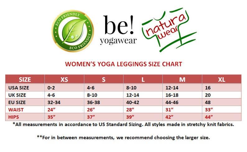 cc28c8b3de Yoga Leggings PURPLE VORTEX Eco Friendly Yoga Leggings Printed | Etsy