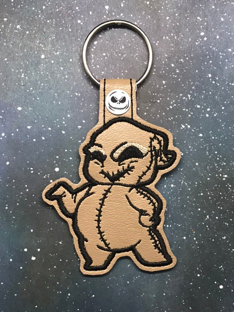 Inspired Bad Dream Chibi Snaptab Keychains