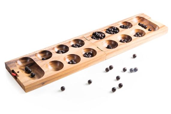 Tavoli Da Gioco Per Bambini : Gioco da tavolo kalaha kalaha legno gioco da tavolo gioco di etsy
