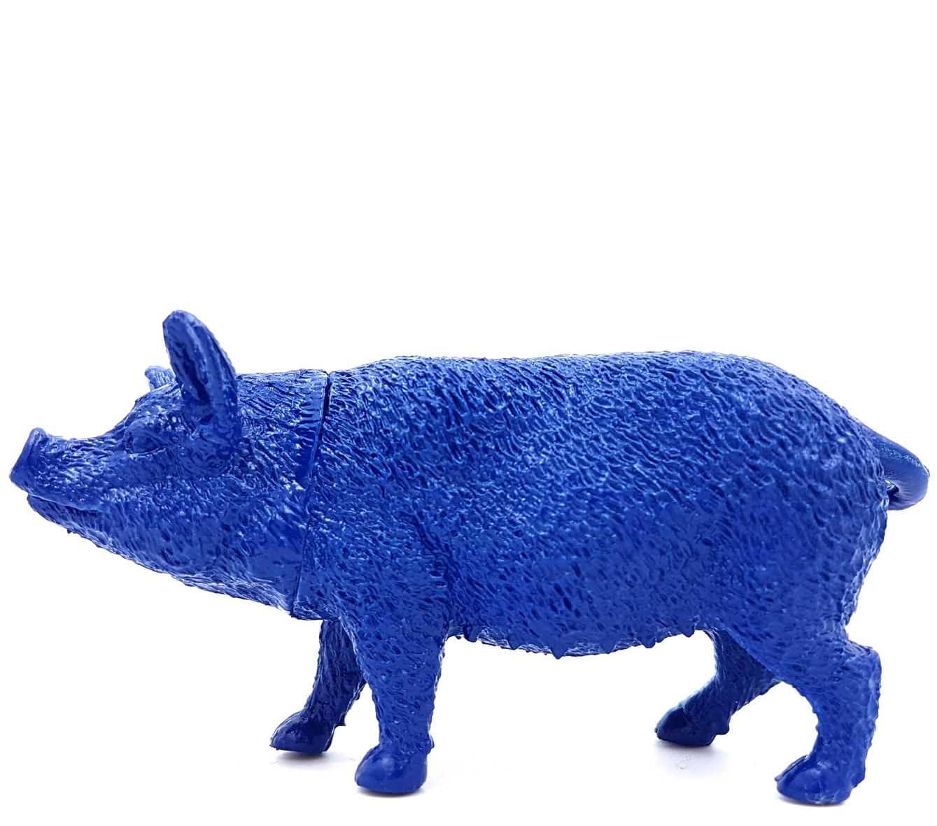 Il barattolo illuminato  Il maiale