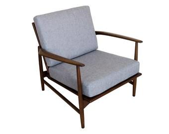 Kofod Larsen Danish Lounge Chair For Selig