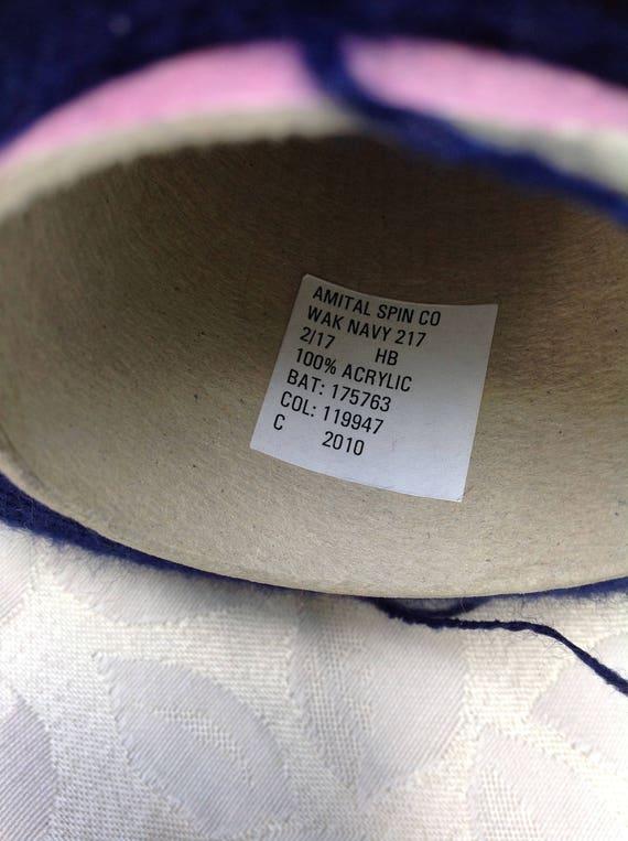 Un alimentation 2 plis fil divers alimentation Un de machine à fil à tricoter plusieurs couleurs 1937b4