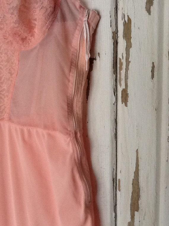 Vintage Brassiere Pink Slip A Stein & Company - image 3