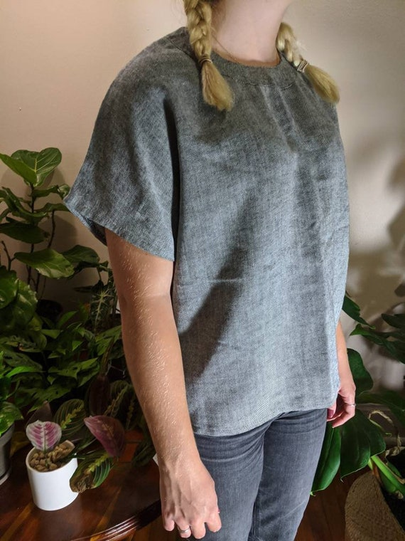 Grey Lightweight Top by Willow Ridge