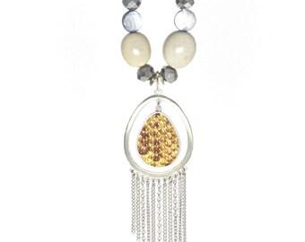 Wauri Sea Bean Necklace