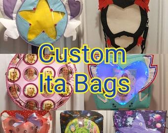 Custom One of a Kind Ita Bag