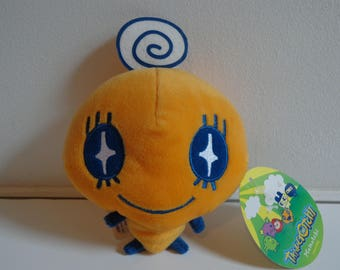 Rare Bandai Tamagotchi Gotchi Gear Stuffed Toy Memetchi Anime Collectible Mini Plushie Gifts Destash
